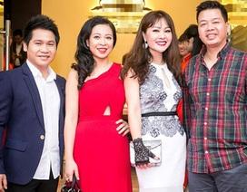 Phản ứng bất ngờ của vợ Trọng Tấn, Đăng Dương, Việt Hoàn khi chồng bị chê…xấu