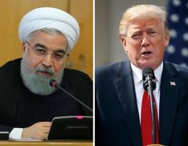 Ông Trump sẵn sàng gặp Tổng thống Iran vô điều kiện
