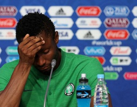 Cha của đội trưởng Nigeria bị bắt cóc ngay trước trận gặp Argentina