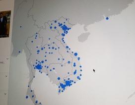 Facebook chính thức xin lỗi vì đưa Hoàng Sa, Trường Sa lên bản đồ Trung Quốc