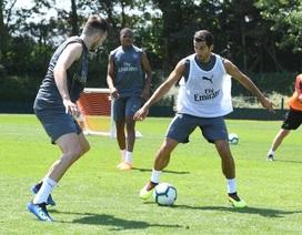 Arsenal hứng khởi trên sân tập cùng tân HLV Unai Emery