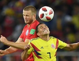 5 điểm nhấn từ chiến thắng của tuyển Anh trước Colombia