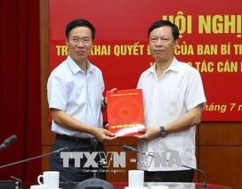 Ông Phạm Văn Linh làm Phó Chủ tịch chuyên trách Hội đồng Lý luận Trung ương