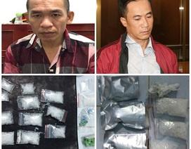 Triệt xóa đường dây ma túy liên tỉnh, thu giữ trên 1kg ma túy đá