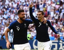 Tứ kết World Cup 2018: Thử thách lớn cho Pháp, Brazil