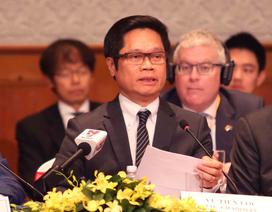 Chủ tịch VCCI: Căng thẳng thương mại thế giới, tin mừng là Việt Nam vẫn ổn định