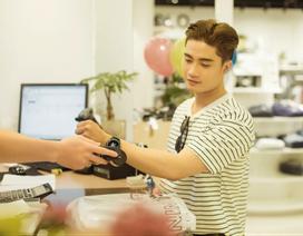 Nhẹ gánh lo toan khi mua sắm cùng thanh toán di động