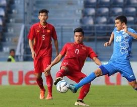 """U23 Việt Nam sắp tái đấu U23 Uzbekistan tại """"chảo lửa"""" Mỹ Đình"""