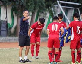 U19 Việt Nam mài sắc vũ khí hàng công trước trận gặp Lào