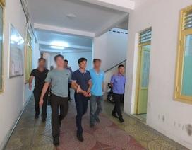 Bắt điều tra viên bị cáo buộc làm sai lệch hồ sơ