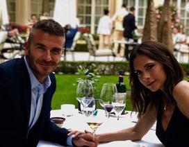 Giữa tin đồn ly dị, vợ chồng Victoria Beckham hạnh phúc kỷ niệm 19 năm ngày cưới