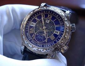 """Phó tổng một Tập đoàn """"tỷ đô""""  choáng váng với chiếc đồng hồ của Trịnh Xuân Thanh"""