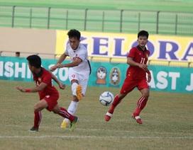 Thắng Lào 4-1, U19 Việt Nam xếp nhì bảng A giải Đông Nam Á
