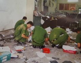 Bộ Công an khen thưởng các đơn vị phá nhanh vụ đánh bom trụ sở công an