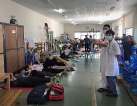 Vụ hơn 50 công nhân nhập viện: Phát hiện khí formandehyde quá ngưỡng