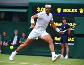 Wimbledon: Nadal, Djokovic song hành qua vòng hai