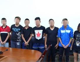 """Hà Nội: Thiếu nữ 16 tuổi tham gia đoàn xe """"đi bão"""" trong đêm"""