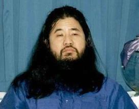 Nhật Bản xử tử trùm giáo phái chủ mưu vụ tấn công khủng bố làm 13 người chết