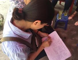 Phụ huynh kí đơn tập thể: Trường Lương Thế Vinh vẫn không trả phí tuyển sinh