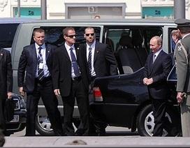 Quyền lực rộng lớn của cơ quan mật vụ bảo vệ Tổng thống Nga Putin
