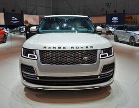 Range Rover nhắm đến Bentley Bentayga và Rolls-Royce Cullinan