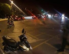 Hà Nội: Đôi nam nữ tử vong dưới bánh xe container