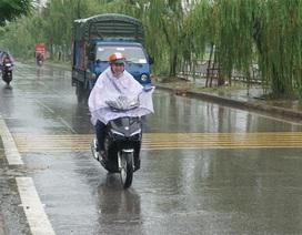 """Trận mưa vàng hạ nhiệt """"chảo lửa"""" Hà Nội"""
