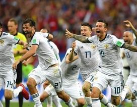 Thủ môn Đặng Văn Lâm tin Nga sẽ vào chung kết World Cup 2018