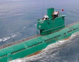 Triều Tiên bị nghi phát triển tàu ngầm tên lửa đạn đạo hạt nhân mới