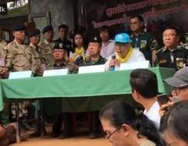 """""""Điều kiện đã hoàn hảo để giải cứu đội bóng Thái Lan khỏi hang"""""""