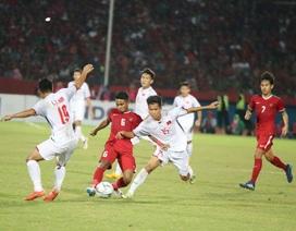 Thua Indonesia, U19 Việt Nam trước nguy cơ bị loại