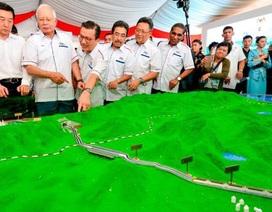 Lý do Malaysia đột ngột dừng dự án đường sắt 20 tỷ USD với Trung Quốc