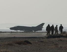 Căn cứ không quân lớn nhất của Syria bị tấn công bằng tên lửa