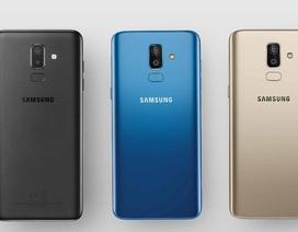 Samsung tiếp tục tung smartphone dòng J mới sở hữu camera kép