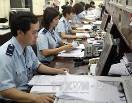 Hải quan Hải Phòng báo cáo Thủ tướng việc xử lý cán bộ vi phạm