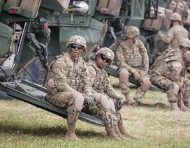 NATO lo ngại Mỹ rút quân khỏi châu Âu