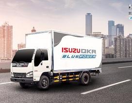 Isuzu tung khuyến mãi lớn cho tải nhẹ QKR Euro 4