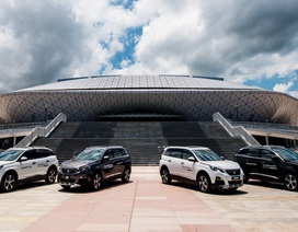 Gói bảo hiểm vật chất và bảo hành mở rộng tới 150.000 km dành cho xe Peugeot