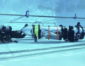 Thợ lặn Anh nói tàu ngầm của tỷ phú công nghệ là chiêu trò quảng cáo