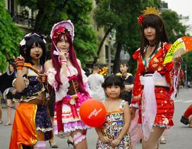 Rộn ràng lễ hội Nhật Bản tại Hà Nội và Osaka