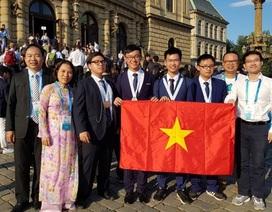 Nam sinh giành huy chương Đồng Olympic Hóa học quốc tế: Muốn trở thành bác sĩ giỏi