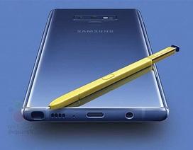 Video thực tế Galaxy Note 9 lần đầu bị rò rỉ