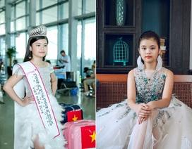 Người mẫu nhí Việt Nam đăng quang Hoa hậu nhí Châu Á Thái Bình Dương 2018