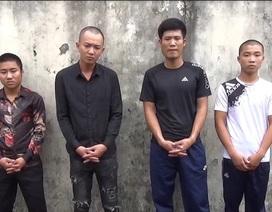 Bắt giữ nhóm bảo kê có súng ở Phú Quốc