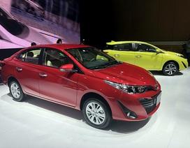 Toyota Vios thế hệ mới ra mắt tại Việt Nam, tăng giá lên 531 triệu đồng