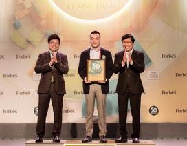 Vinh danh top 50 công ty niêm yết tốt nhất Việt Nam 2018