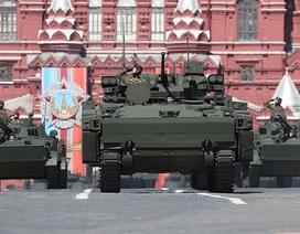 Tướng Nga: Chúng tôi dẫn đầu thế giới về vũ khí hiện đại