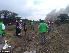 Hành khách trên máy bay Mexico: Cảm giác có luồng khí đánh trúng máy bay