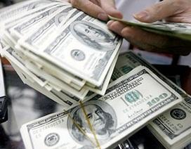 """Giá USD biến động, """"đỉnh giá"""" chỉ thấp hơn mức trần 5 VND"""