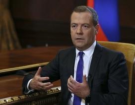 """Nga sẽ coi lệnh trừng phạt bổ sung của Mỹ là """"tuyên chiến kinh tế"""""""